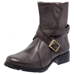 COTURNO MEGA BOOTS 3010 Cafe-Frida - Mega Boots
