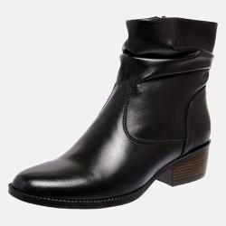 Bota Country Mega Boots em Couro Legitimo - Preto