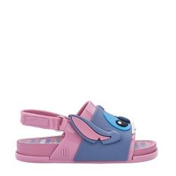 Mini Melissa Beach Slide Sandal + Stitch Infantil ... - Loja Mônica's