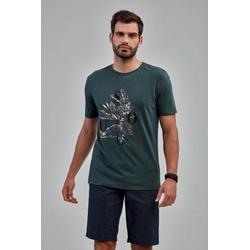Camiseta Masculina Guilherme Soul Verde Estampada ... - Loja Mônica's