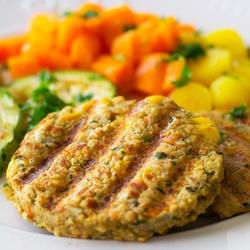 Hambúrguer de Legumes (6 unidades) - MR VEGGY