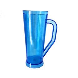 Caneca Long Azul Aberto 400 ml - Caixa com 50 unid... - LOJA POPSTAMP