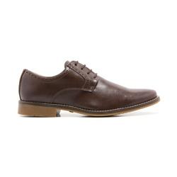 Sapato Masculino Quebec Viseu Brown - 28902-5 - Quebec