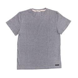 Camiseta Masculina Quebec Básica Comfort Mescla