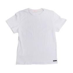 Camiseta Masculina Quebec Básica Comfort Branca