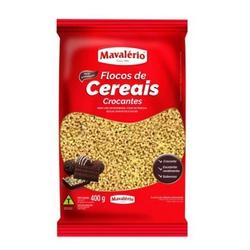 Flocos de Cereais Crocantes 400g Mavalério