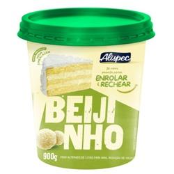 Beijinho Alispec 900g Pronto para Enrolar e Rechea... - LOJA SABRINA