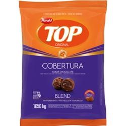 Chocolate Fracionado Top Blend 1,050kg Harald em Gotas