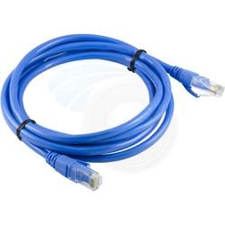 Patch cable cat-6 2.5m az (t568b) - Telcabos Loja Online