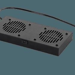 Kit de ventilação com 2 ventiladores 110/220v... - Telcabos Loja Online