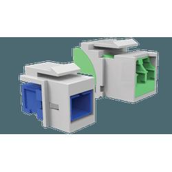 Conjunto adaptador lc duplex mm - Telcabos Loja Online