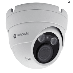 Camera ip dome metal 5mp, varifocal motor. le... - Telcabos Loja Online