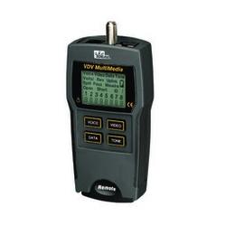 Testador de cabos de vídeo/dados/voz vdv 33-8... - Telcabos Loja Online
