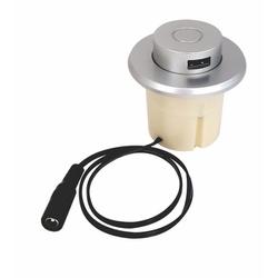 MINI USB DUPLO PUSH-PULL 5V 2.1A C/ FONTE 12V... - Telcabos Loja Online