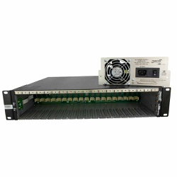 CHASSIS 19-SLOT (CH3) ION219-A W/EU - ION219- - Telcabos Loja Online