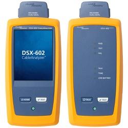 ANALISADOR DE CABO V2 500MHZ COM WIFI DSX-602... - Telcabos Loja Online