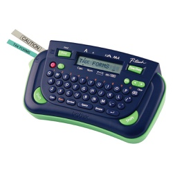 Rotulador eletrônico portátil pt-80 - Telcabos Loja Online