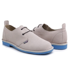Sapato York taupe - 35 - LONDONST
