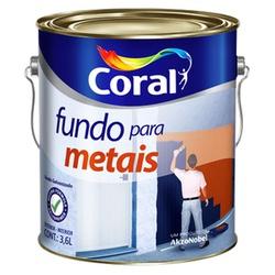 FUNDO PARA METAIS ZARCORAL 3,6L - Marajá Tintas