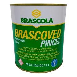 BRASCOVED PRETO 1KG - Marajá Tintas