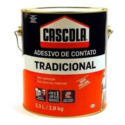 COLA CASCOLA 3,3L - Marajá Tintas