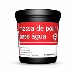 PASTA DE POLIR BASE D'ÁGUA 1KG - Marajá Tintas