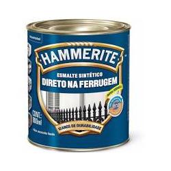 HAMMERITE BRILHANTE 0,8L - Marajá Tintas