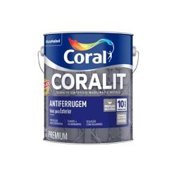 CORALIT ANTI FERRUGEM 3,6L - Marajá Tintas