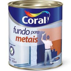 FUNDO PARA METAIS ZARCORAL 900Ml - Marajá Tintas