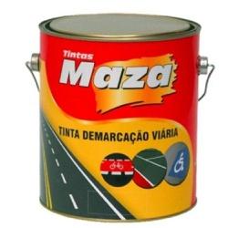 TINTA PISO DEMARCAÇÃO MAZA 3,6L - Marajá Tintas
