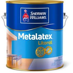 TINTA ACRÍLICA Metalatex Litoral Acetinado 3,6l - Marajá Tintas