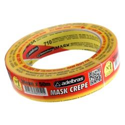 Fita Crepe Mask 710 24mmx50m - Adelbras - Marquezim Tintas