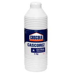 Cola Cascorez Extra 1kg Branca - Cascola - Marquezim Tintas