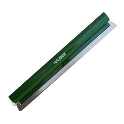Desempenadeira Lâmina de Aço Inox 80cm - Nauber - Marquezim Tintas