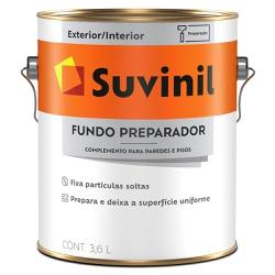 Fundo Preparador 3,6L - Suvinil - Marquezim Tintas