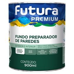 Fundo Preparador 0,9L - Futura - Marquezim Tintas
