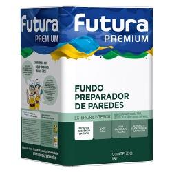 Fundo Preparador 18L - Futura - Marquezim Tintas