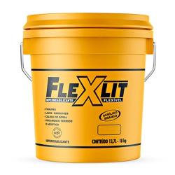 Impermeabilizante Flexlit 18L - Grafflit - Marquezim Tintas