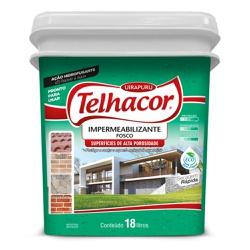 Silicone 18L Incolor - Telhacor - Marquezim Tintas