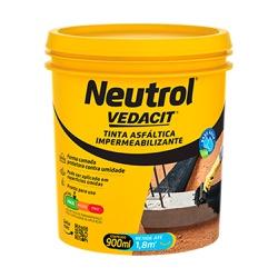 Impermeabilizante Neutrol 0,9L - Vedacit - Marquezim Tintas