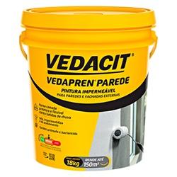 Impermeabilizante Vedapren Parede 18L - Vedacit - Marquezim Tintas