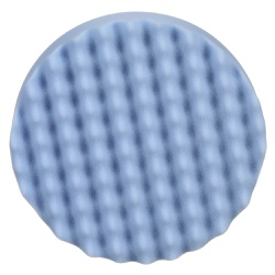 Boina para Polimento de Espuma Face Única Azul - 3... - Marquezim Tintas
