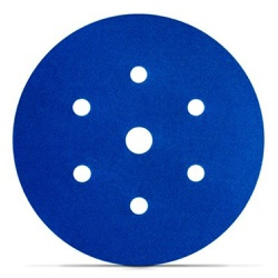 Disco de Lixa Hookit Blue 321U - 3M - Marquezim Tintas