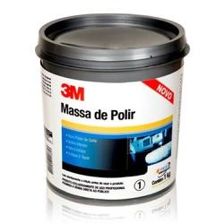 Massa de Polir 1kg - 3M - Marquezim Tintas