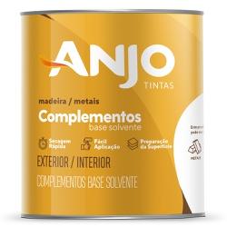 Fundo Acabamento Brilhante 0,9L Branco - Anjo - Marquezim Tintas