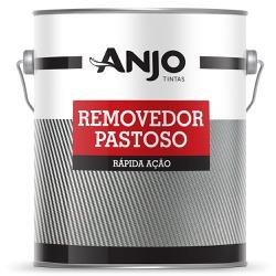 Removedor de Tinta Pastoso 3,6KG - Anjo - Marquezim Tintas