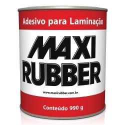 Adesivo para Laminação 0,9L - Maxi Rubber - Marquezim Tintas