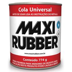 Cola Universal 774g - Maxi Rubber - Marquezim Tintas