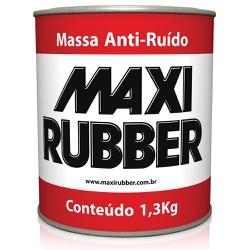 Massa Anti-Ruído 1,3kg - Maxi Rubber - Marquezim Tintas