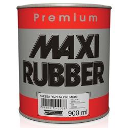 Massa Rápida Premium 0,9L - Maxi Rubber - Marquezim Tintas